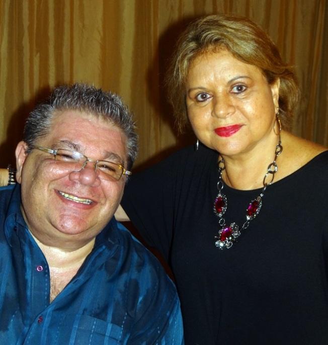 Alberto Chã Filho e Marilena Perales